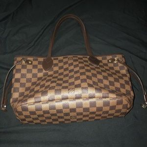 Louis Vuitton Never Full Bag